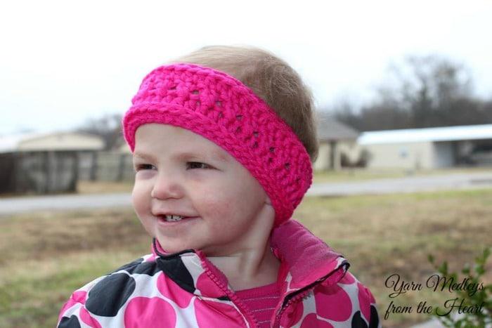 Twisted Ridges Free Crochet Earwarmer Pattern Cre8tion Crochet