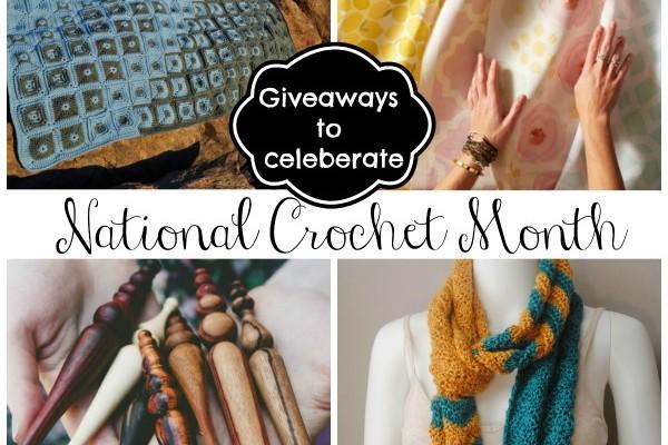 National Crochet Month Sneak Peeks