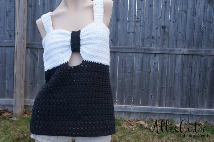 Fairest Lady Free Crochet Tank Top Pattern Cre8tion Crochet