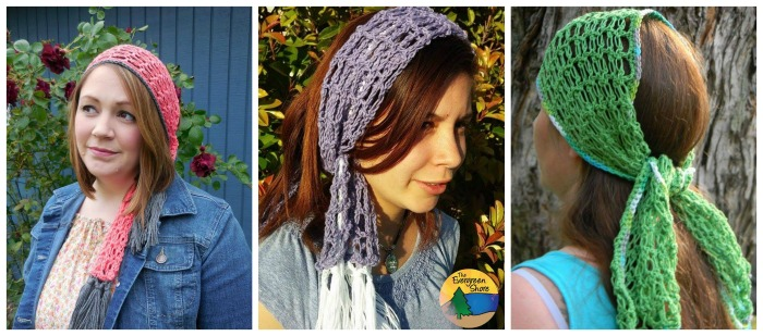 Free Summer Scarf Pattern Cre8tion Crochet