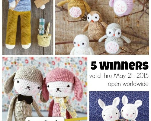 Sweet Crochet Review and Giveaway