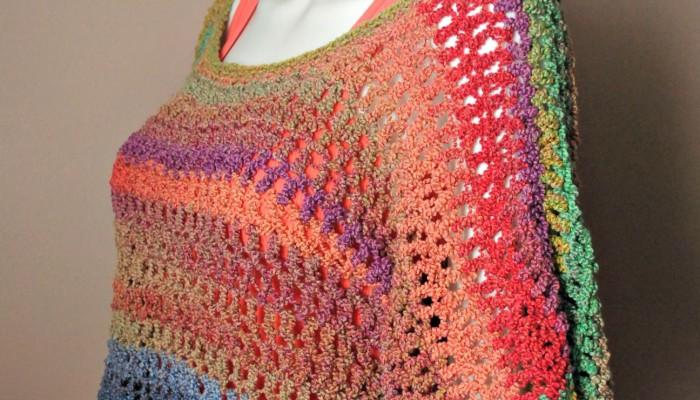Textures Top free crochet top pattern