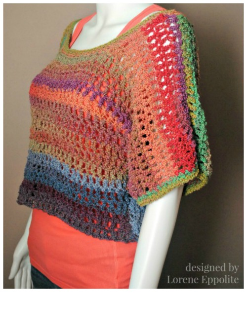 Crochet Patterns Using Scarfie Yarn : Win the yarn to make this free crochet pattern using Textures Yarn by ...