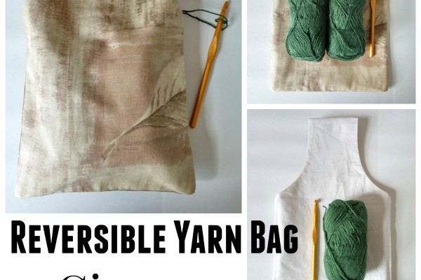 Yarn Bag Giveaway from The Steady Hand