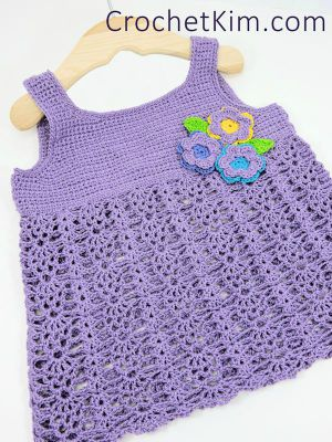 Bouquet Baby Top by Kim Guzman