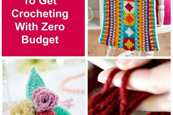 Crochet on a budget