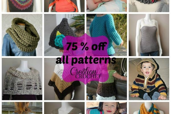 End of July Pattern Sale