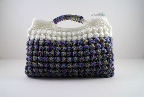 Free Crochet Pattern Stash ?n Dash Clutch by Pattern Paradise