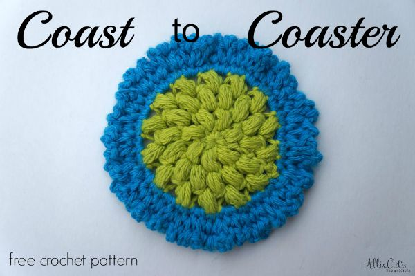 Coast to Coast free crochet pattern