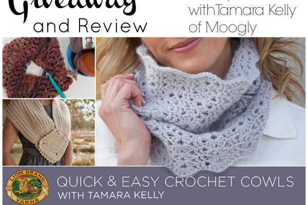 Quick and Easy Crochet Cowls Craftsy Class Giveaway