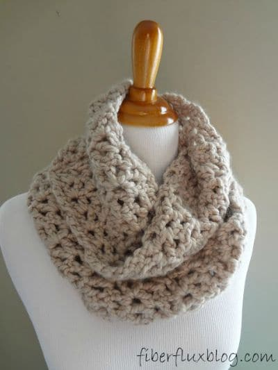 Pavement Infinity Scarf