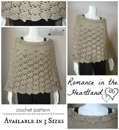 Romance in the Heartland Lace Coverlet
