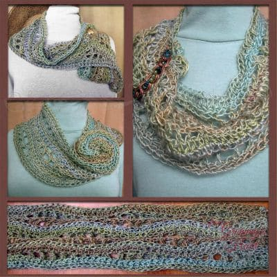 Unforgettably Lovely Cowl