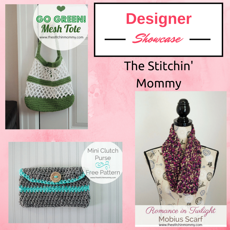 The Stitchin' Mommy Designer Showcase by Cre8tion Crochet