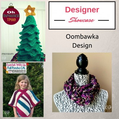 Designer Showcase on Cre8tion Crochet