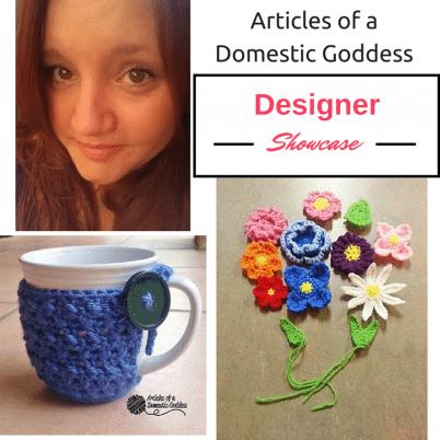 Designer Showcase on Crea8tion Crochet: Articles of a Domestic Goddess