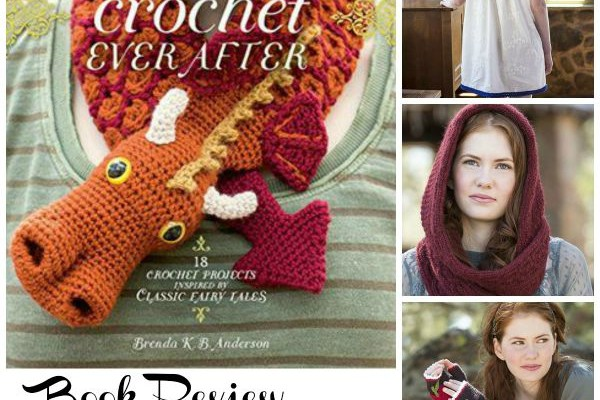 Crochet Ever After Book Review and Giveaway