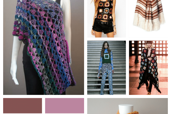 Fall Crochet Fashion Trends of 2015