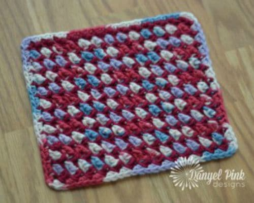 Free Crochet Pattern Coastline CLoth