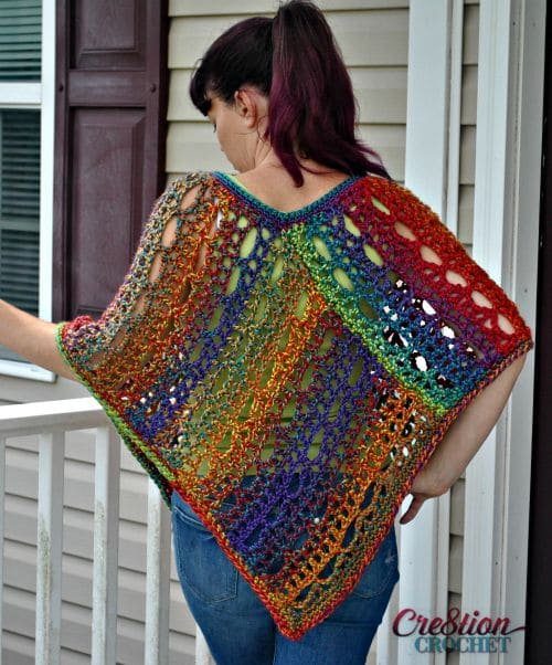 Free Crochet Or Poncho Patterns : Pics Photos - Free Crochet Poncho Patterns Easy Crochet ...