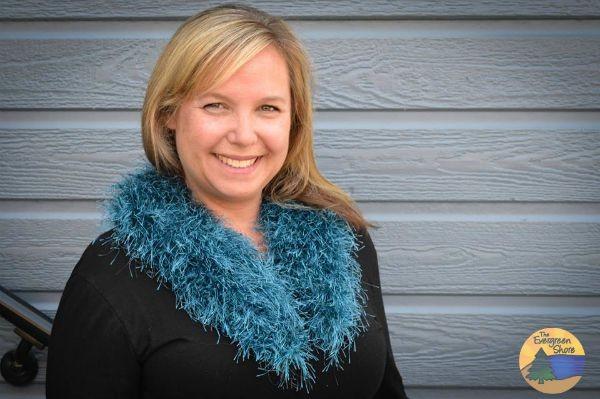 Retro Fur Collar Free Crochet Pattern