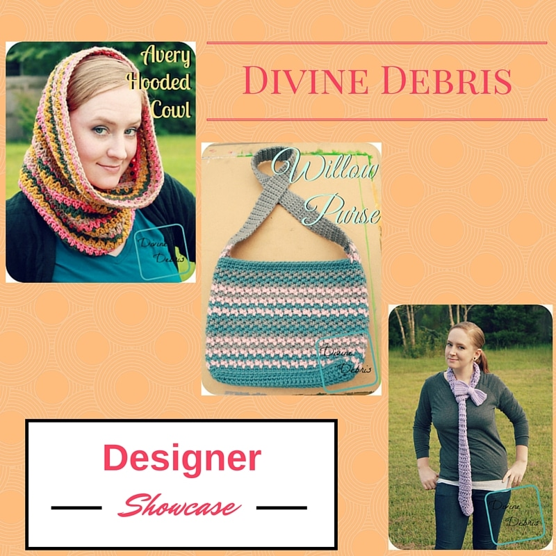 Divine Debris designer showcase on Cre8tion Crochet