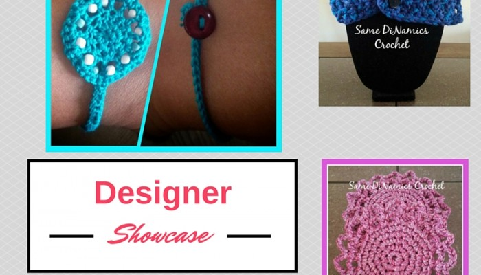 Designer Showcase – Same DiNamics Crochet
