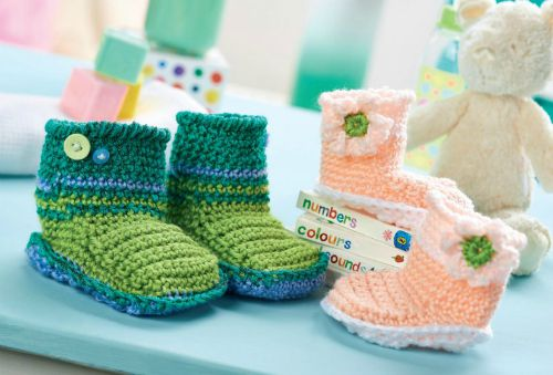 8 Adorable Free Baby Patterns - Cre8tion Crochet
