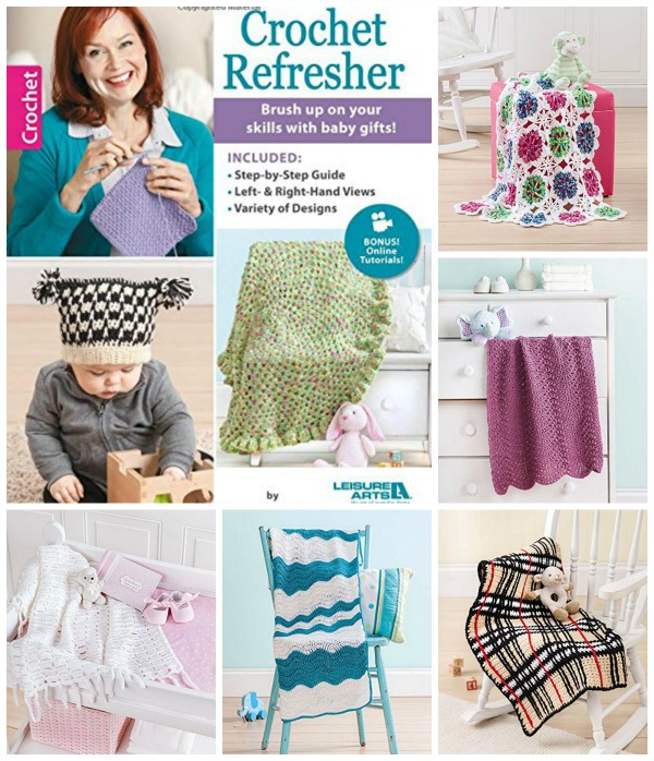 Crochet Refresher by Sharon Hernes Silverman