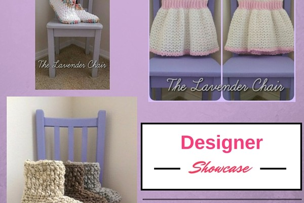 Designer Showcase ~ The Lavender Chair