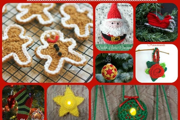 Christmas Ornaments Pattern Compilation