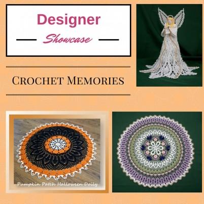 Designer Showcase – Crochet Memories