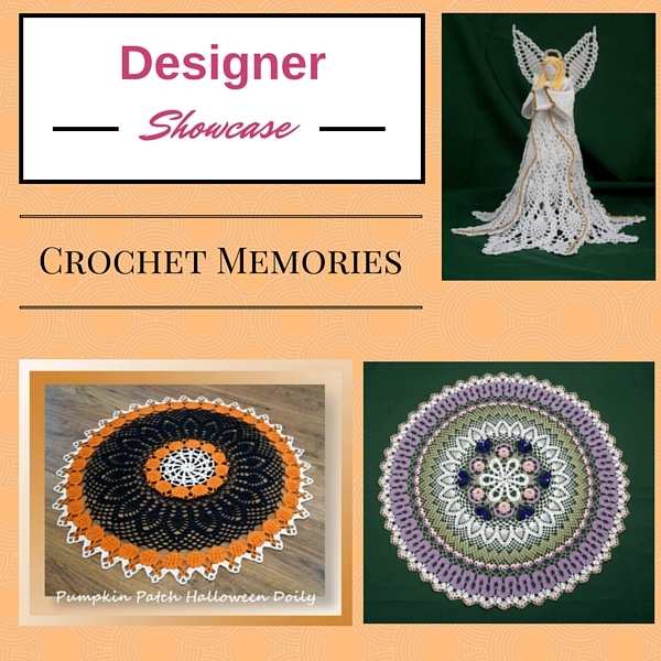 Designer Showcase featuring Crochet Memories
