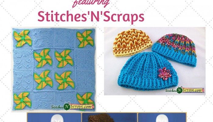 Designer Showcase – Stitches'N'Scraps