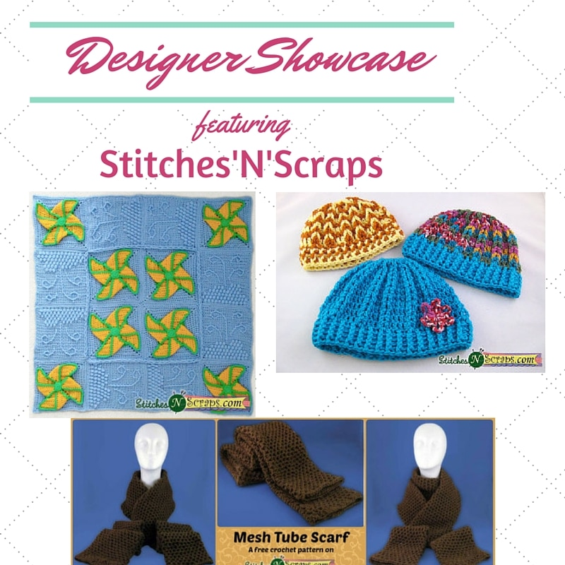 Designer Showcase featuring Stitches'N'Scraps