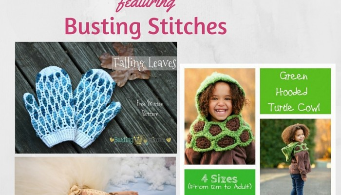 Designer Showcase – Busting Stitches