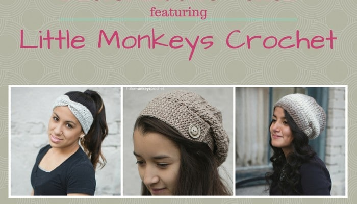 Designer Showcase ~ Little Monkeys Crochet