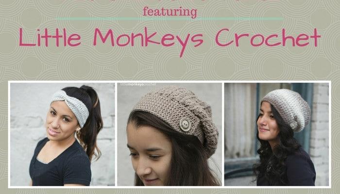 designer showcase featuring Little Monkeys Crochet