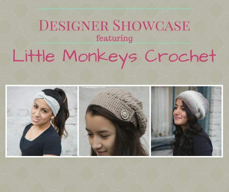 designer showcase featuring Little Monkeys Crochet