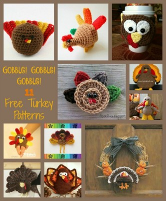 Turkeys All Around Round Up