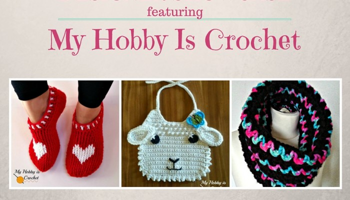 Designer Showcase – My Hobby is Crochet