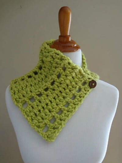 Key Lime Neck Warmer