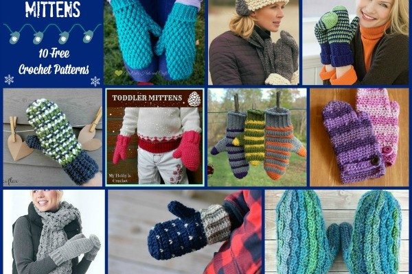 Mittens Patterns Compilation