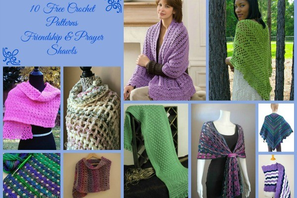 Friendship and Prayer Shawl Pattern Compilation