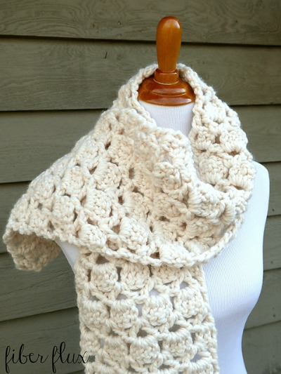 Sugar Cookie Scarf