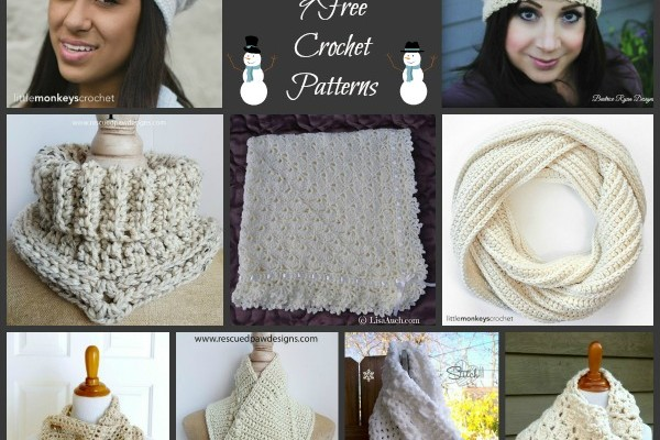 Winter White Pattern Compilation