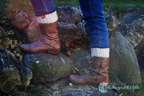 Adelyn Free Boot Cuff Pattern