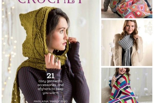 Cold Weather Crochet Book Review