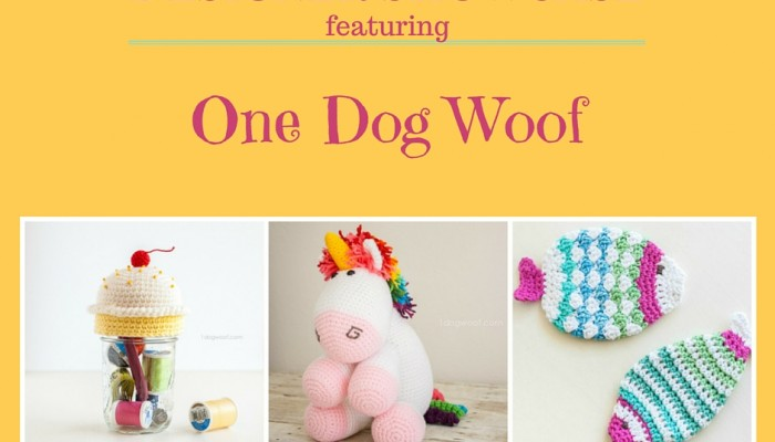 Designer Showcase – One Dog Woof