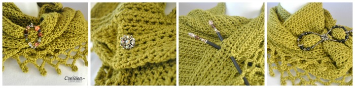 Lilla Rose Hair Accessories on crochet.